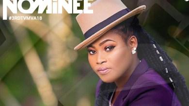 Joyce Blessing stands out as only gospel artiste for 3rdTV Music Video Awards