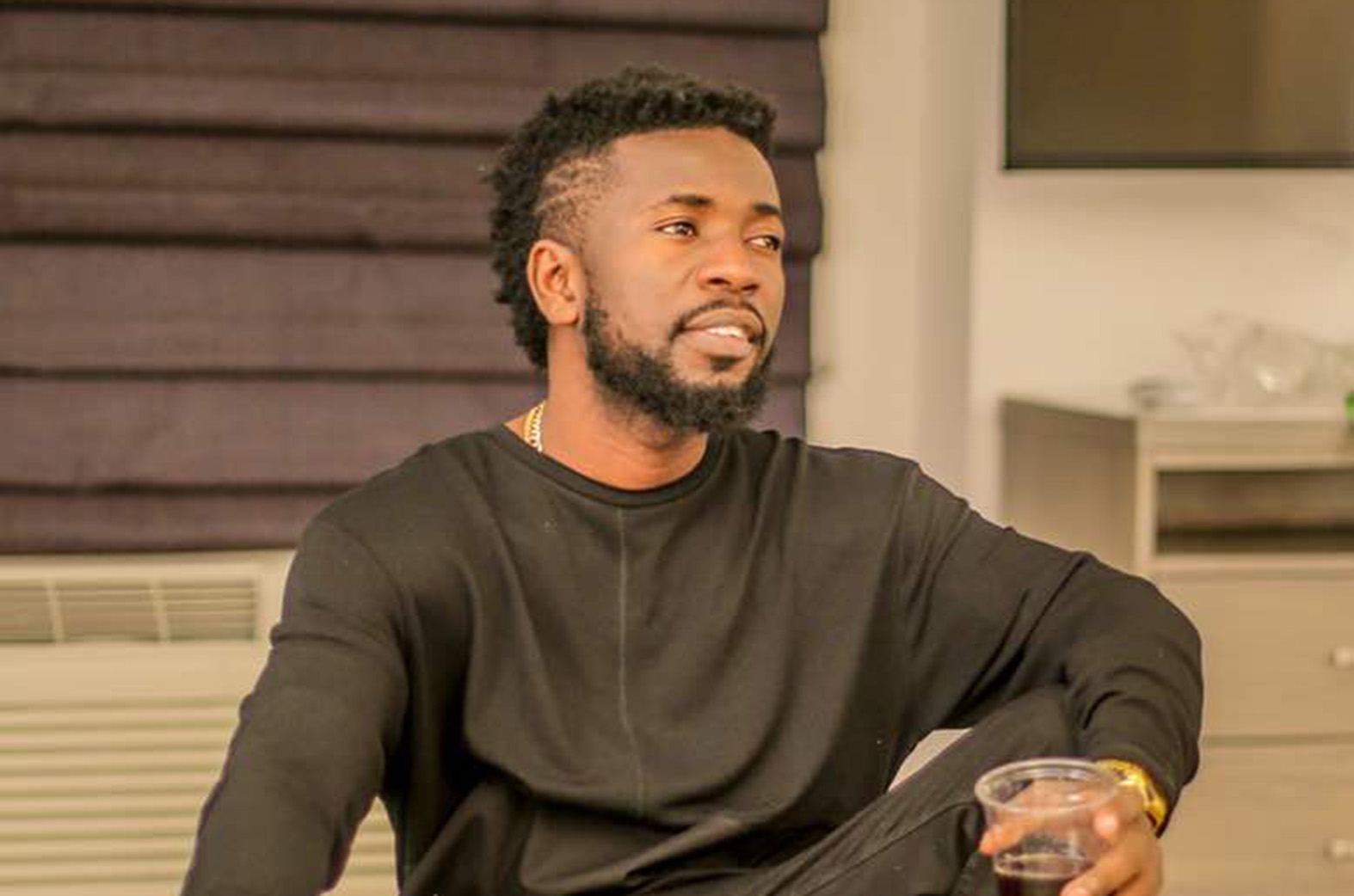 Highlife singer Bisa Kdei arrested in USA for trespassing