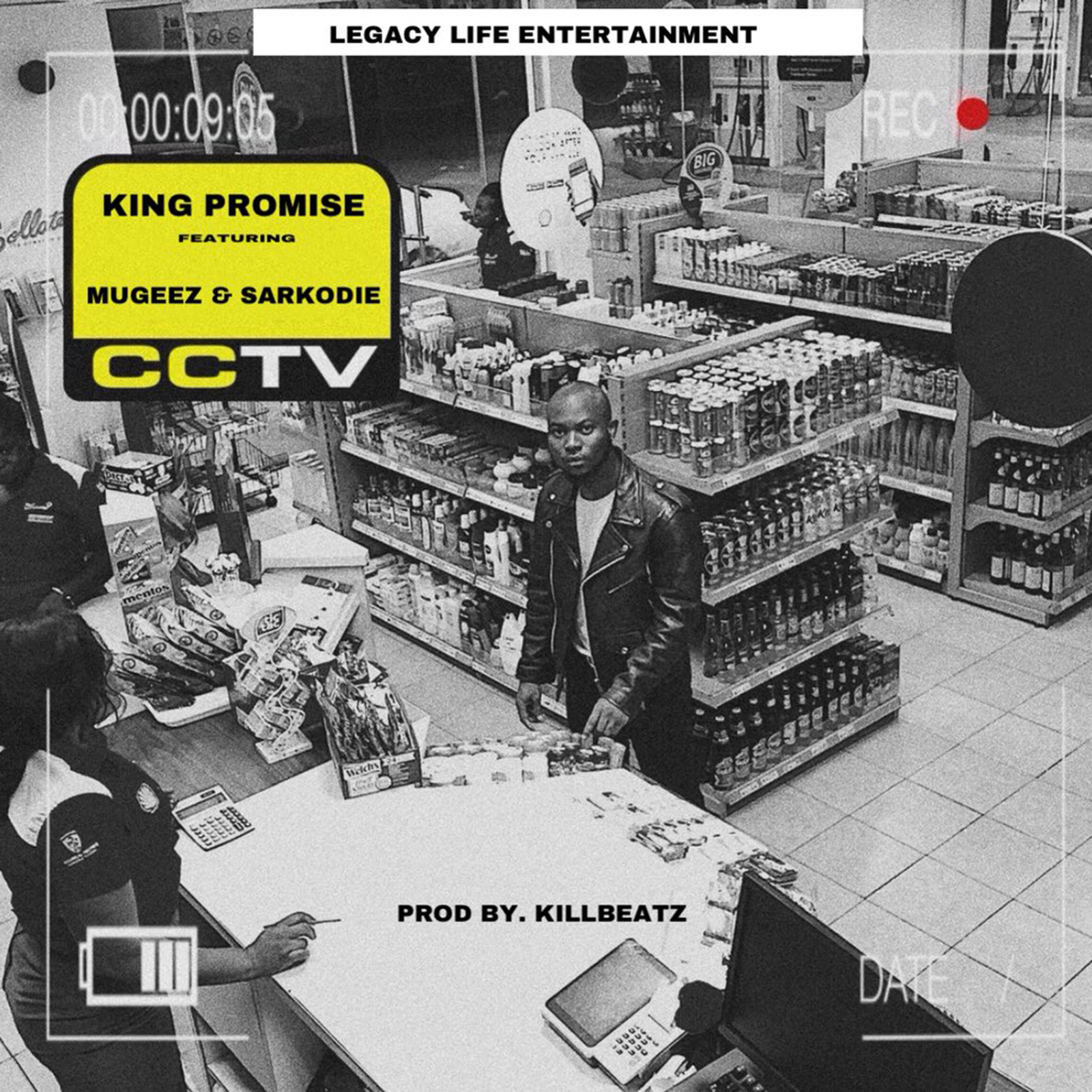 CCTV by King Promise feat. Mugeez & Sarkodie