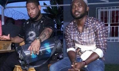 D-Black shoots free music video for upcoming artist, Kula