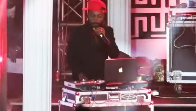 Photo of Video: Kwaw Kese morphs into a DJ at 2018 Ghana DJ Awards
