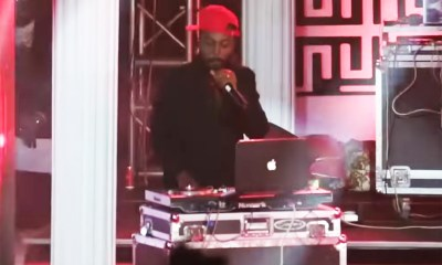 Video: Kwaw Kese morphs into a DJ at 2018 Ghana DJ Awards