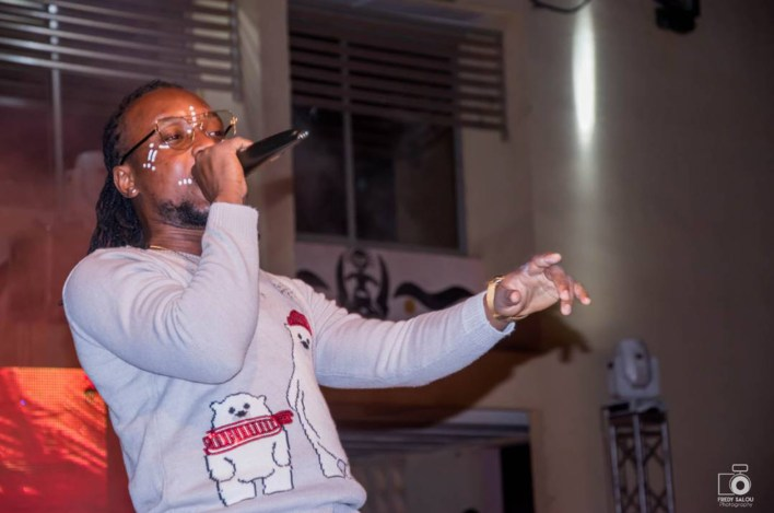 Epixode & EL shutdown Burkina Faso Watsup TV 'Le Concert Planet'