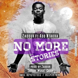 No More Stories by Zadour feat. Koo Ntakra