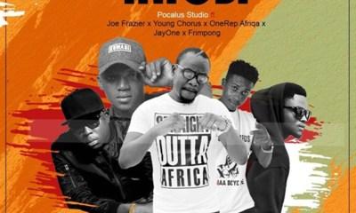 De3 Akosi by Pocalus Studio feat. Joe Frazier, Phrimpong, Onerep Afriqa, Jay One & Young Chorus