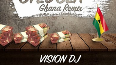 Photo of Audio: Otedola Ghana Remix by Vision DJ feat. Dice Ailes, Kwesi Arthur & Medikal