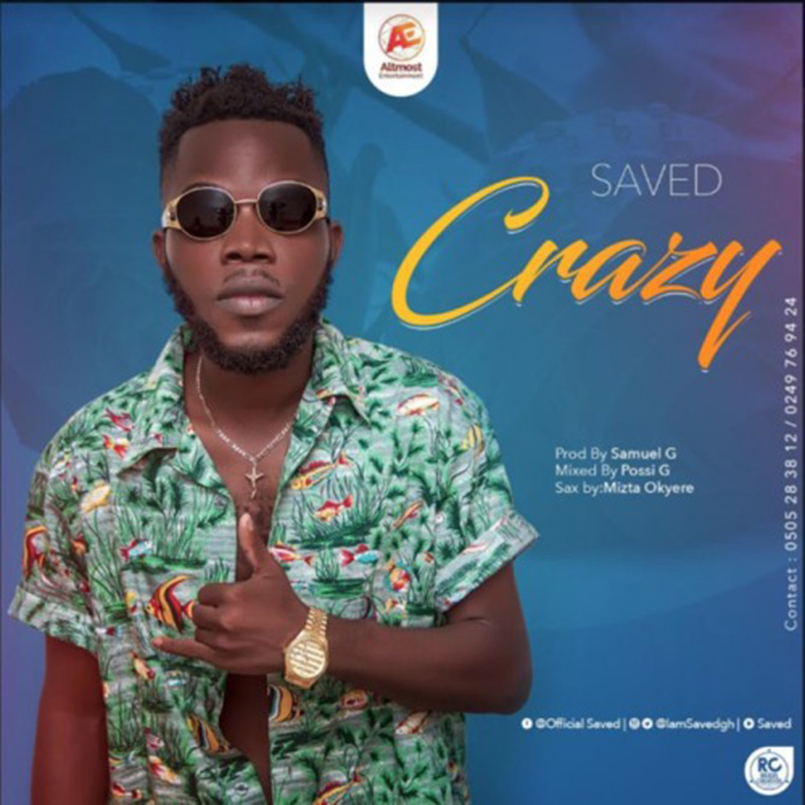 Crazy by Save