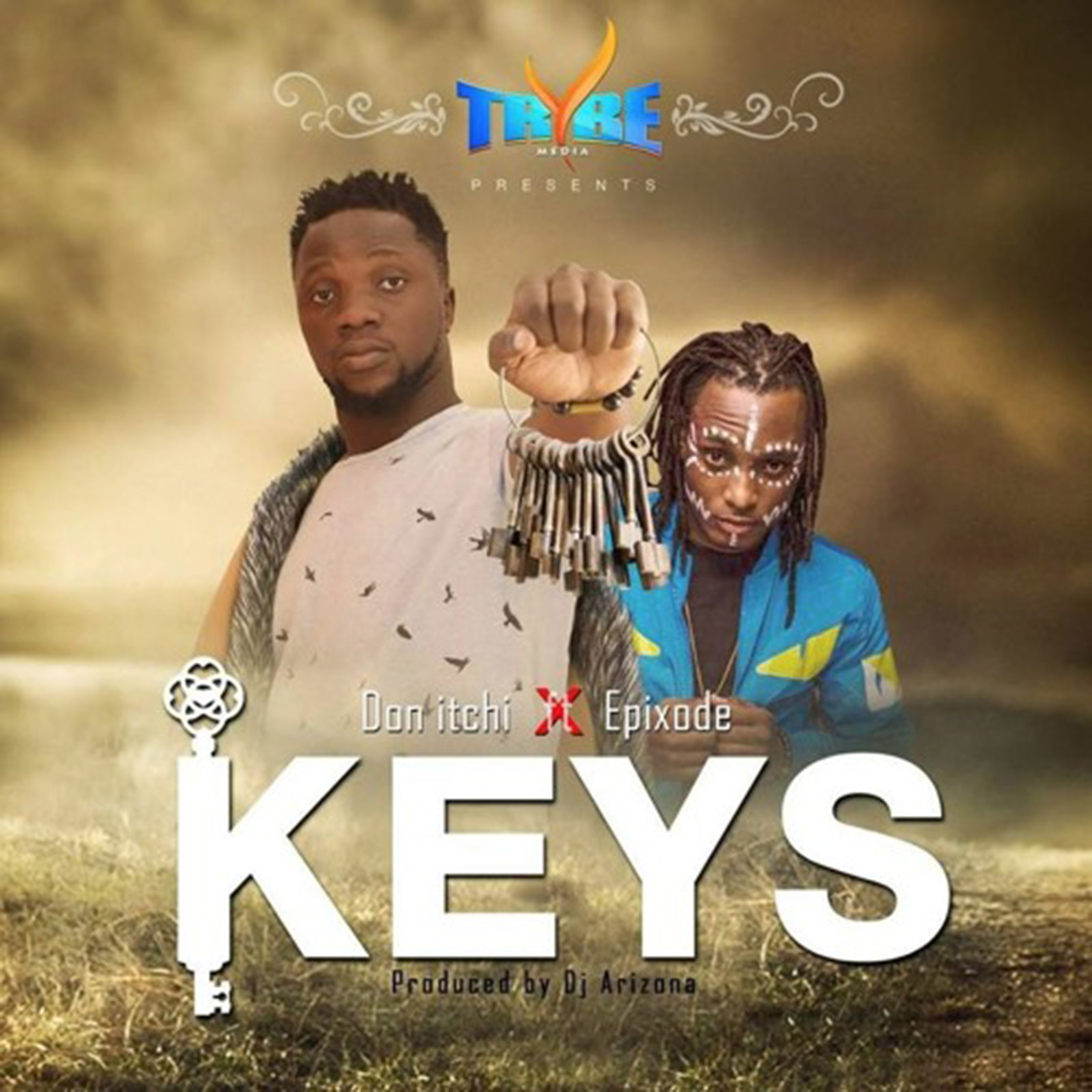 Keys by Don Itch feat. Epixode