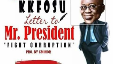 Photo of Audio: Letter 2 President by K.K. Fosu