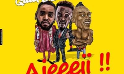 Ajeeeii by Gallaxy feat. Lil Win