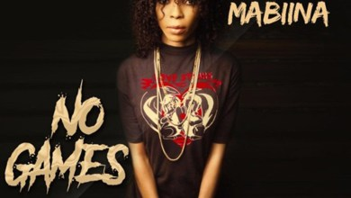 Photo of Audio: No Games by Mabiina