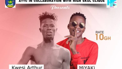 Photo of MiYAKi clashes with Kwesi Arthur this weekend at ATTC
