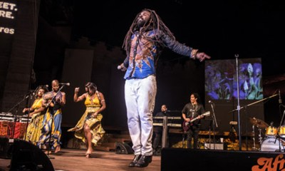 KCRW presents Rocky Dawuni @ Teragram Ballroom in Los Angeles