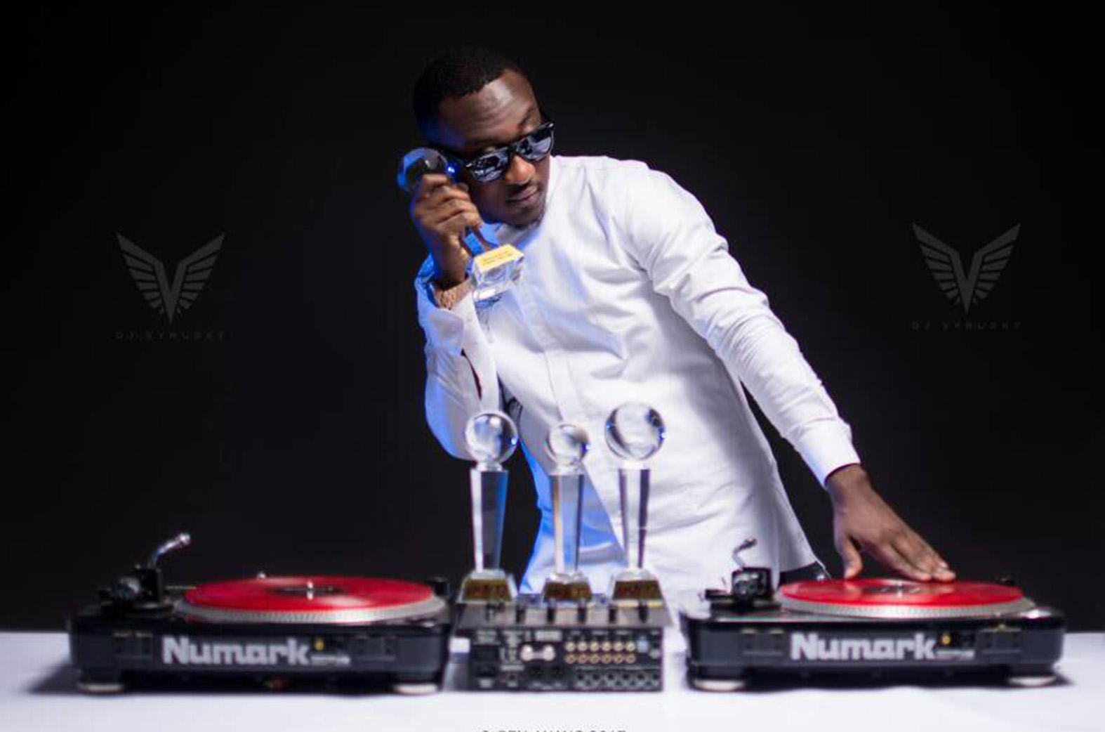 "DJ Vyrusky goes ""beast mode"" at 2018 Ghana Meets Naija"
