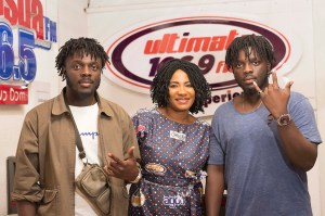 DopeNation stormed Kumasi Mall with CloseUp tour
