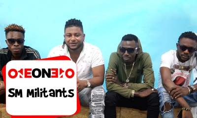 1 on 1: We popped a champagne after recording Taking Over - SM Militants