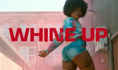 Video: Whine Up by Reggie 'N' Bollie
