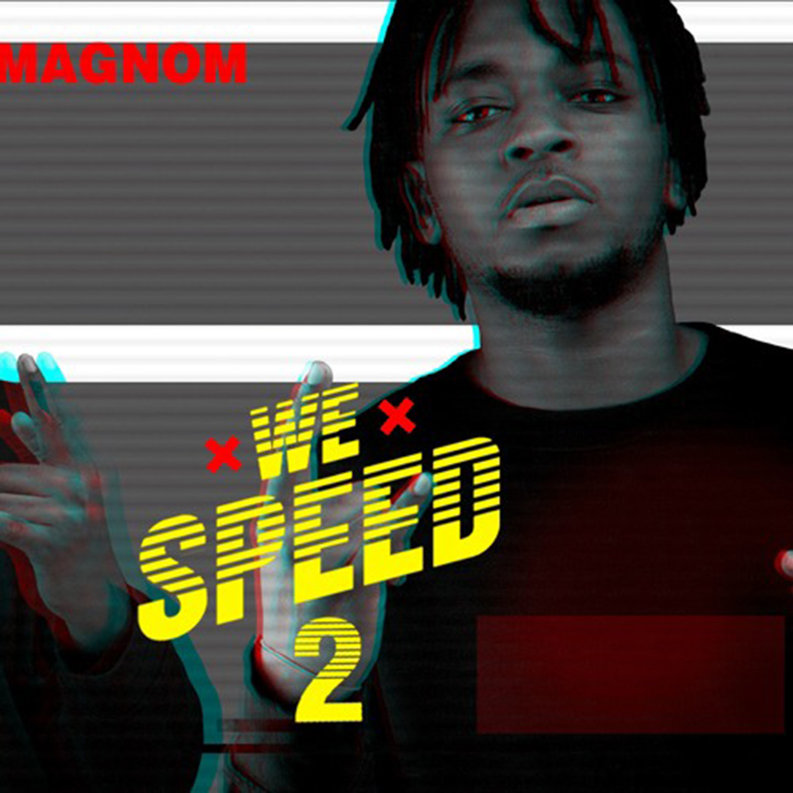 We Speed 2 Album by Magnom