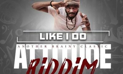 Like I Do (Attitude Riddim) by IWAN