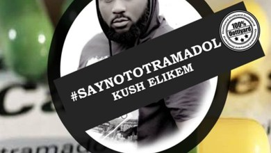 Photo of Audio: Say No To Tramadol (Forever Riddim) by Kush Elikem