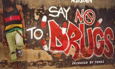 Say No To Drugs by Abban