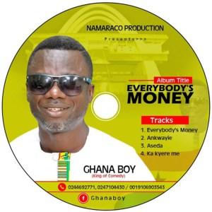 Everybody's Money by Ghana Boy feat. Liquidation