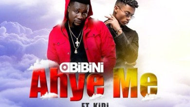 Photo of Audio: Ahye Me by Obibini feat. KiDi