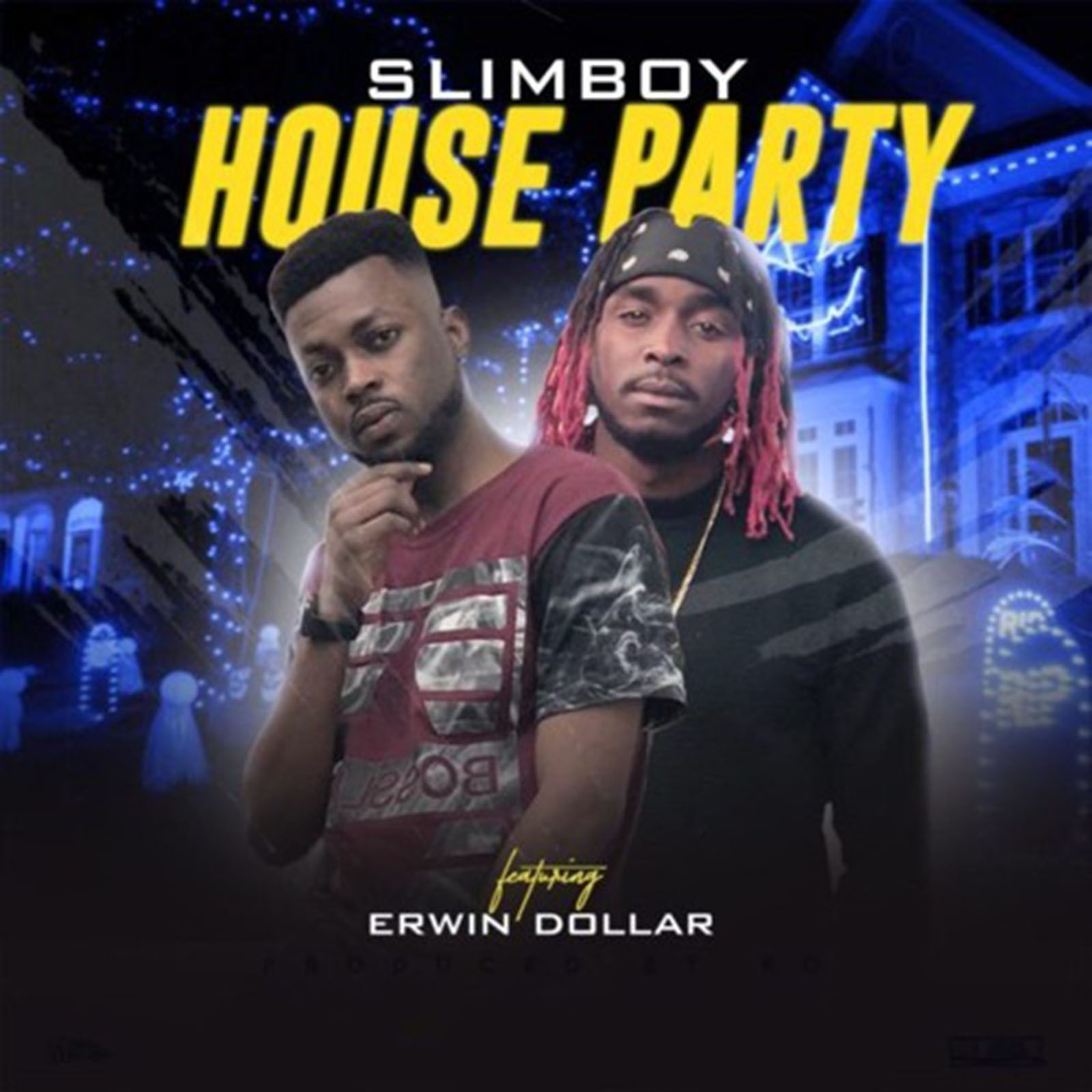 House Party by Slimboy feat. Erwin Dollar