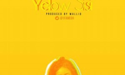 Yellow Sisi by 1 Fame