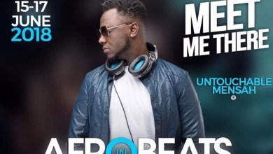 Afrobeats in Marbella with DJ Mensah