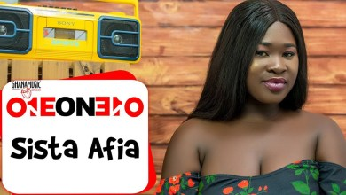 Photo of 1 on 1: My first song was a gospel song – Sista Afia