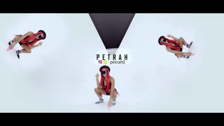 Petrah steals Wizkid's music video concept