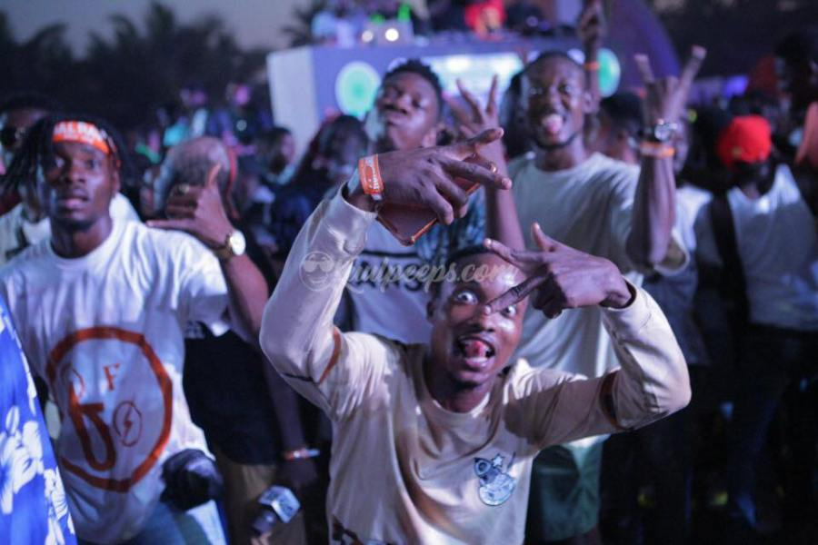 Event Review: Tidal Rave 2018