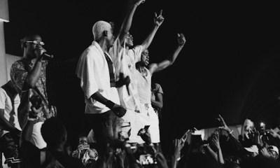 Did La Méme Gang have the best Tidal Rave performance?