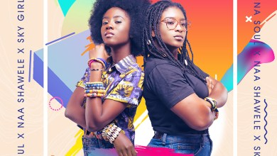 Photo of Sky GH, Cina Soul & Naa Shawele present Unstoppable