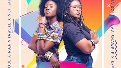 Photo of Audio: Unstoppable by Cina Soul feat. Naa Shaawele & the SKY Girls