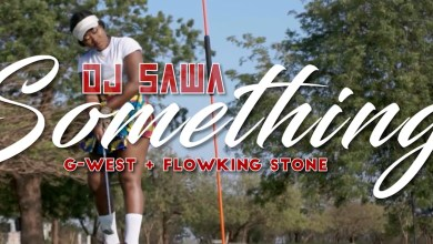 Photo of Video: Something by DJ SAWA feat. G-West & Flowking Stone