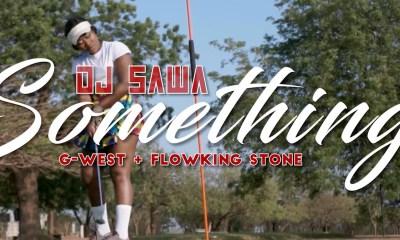 Something by DJ SAWA feat. G-West & Flowking Stone