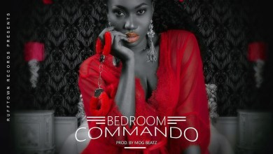 Photo of Audio: Bedroom Commando by Wendy Shay