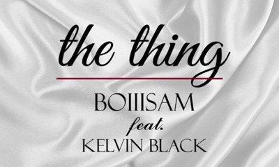 The Thing by BoiiiSam feat. Kelvin Black