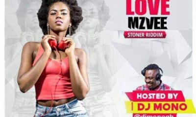 Simple Love (Stoner Riddim) by Mzvee