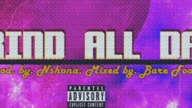 Photo of Audio: Grind All Day by Nshona Muzick feat. OBBKT Music