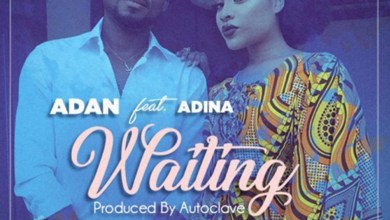 Photo of Audio: Waiting by Adan feat. Adina