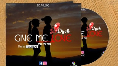 Photo of Audio: Give Me Love by JC VanDyk