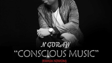 Conscious Music by N Golaw