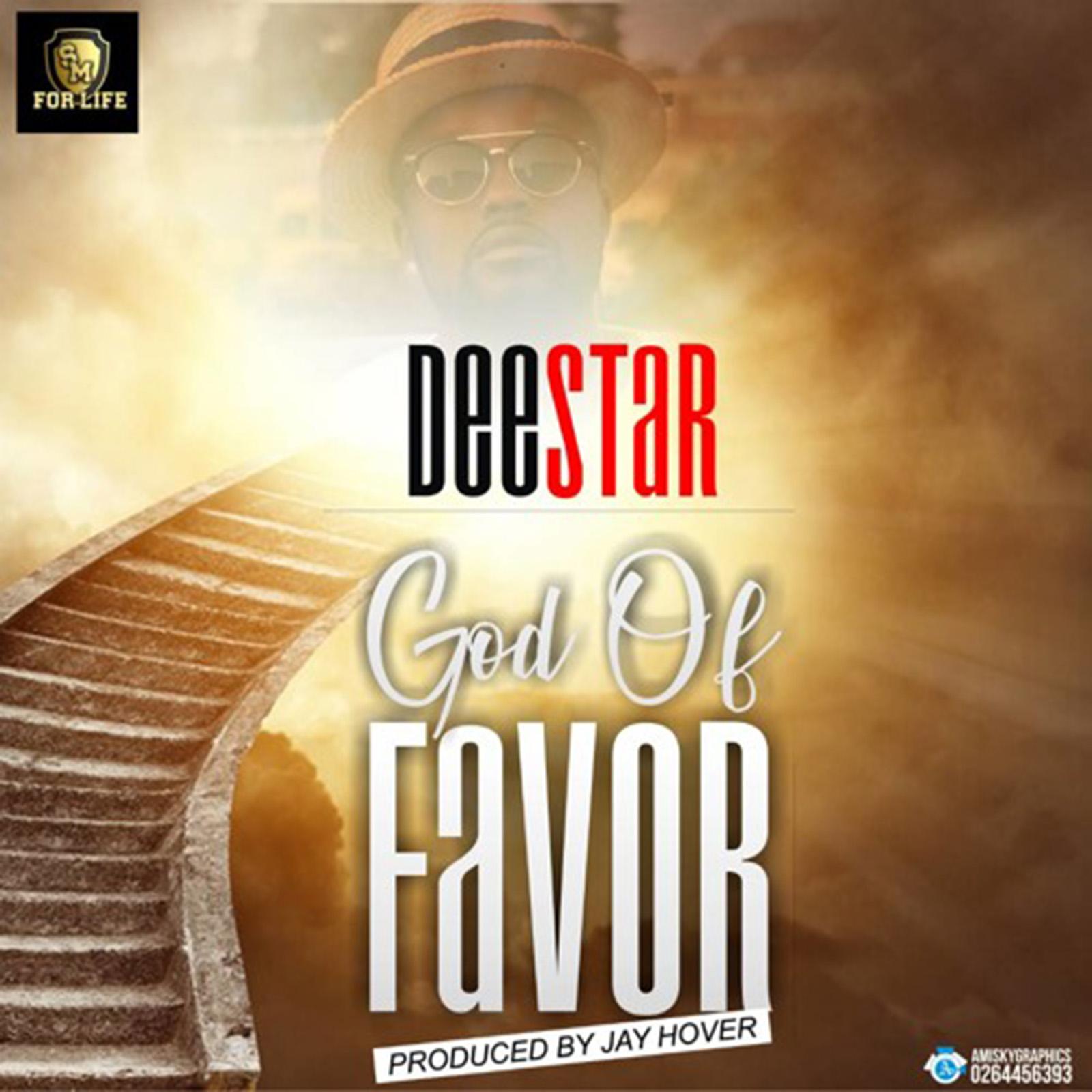 God Of Favor by DeeStar