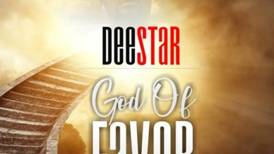 God Of Favor by DeeStar