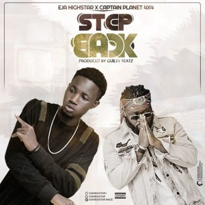 Step Back by Eja feat. Captain Planet