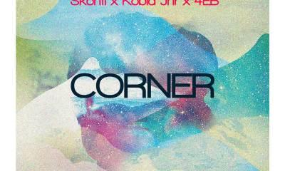 Corner by Skonti, Kobla Jnr & 4EB
