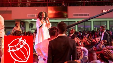 Photo of Video: Ohemaa Mercy & Juanita Bynum turned fans to worshippers